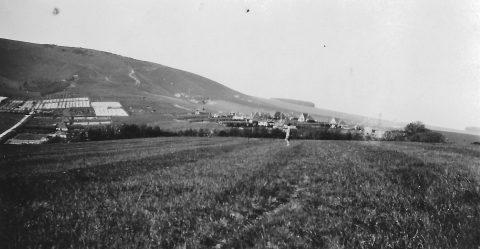 The Ridge and The Avenue 1929