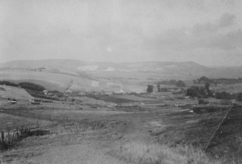 Kingston from The Ridge 1929